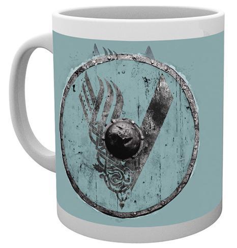 Vikings - Blue V Mug Mug