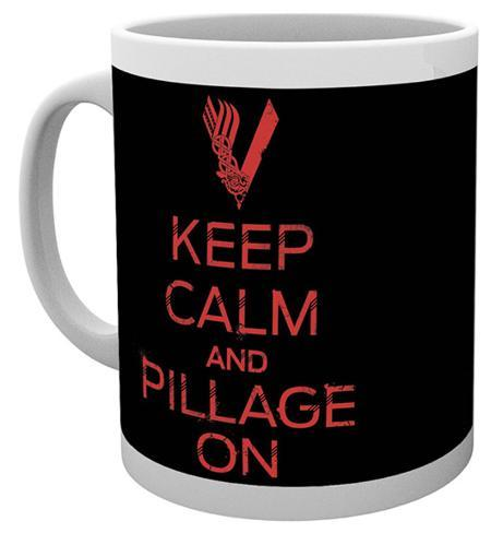 Vikings - Keep Calm Mug Mug