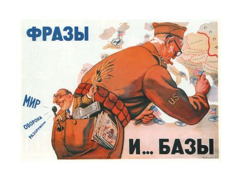phrases and bases 1952 impressão giclée por viktor iwanovich