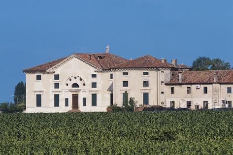 Villa Pojana Photographic Print