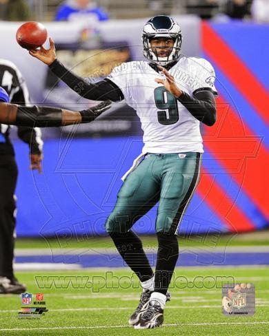 Vince Young 2011 Action Photo