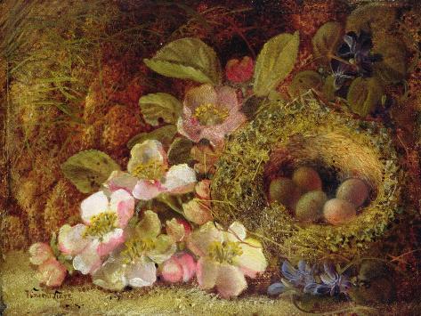 Springtime Giclée-vedos