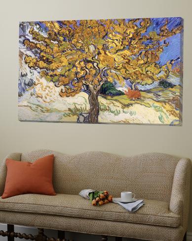 Mulberry Tree, c.1889 Loft Art