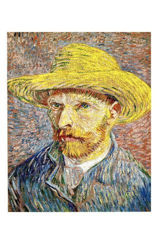 481c8d2c89e Self-Portrait with a Straw Hat