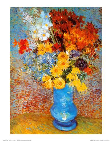 251 & Vase of Flowers c.1887