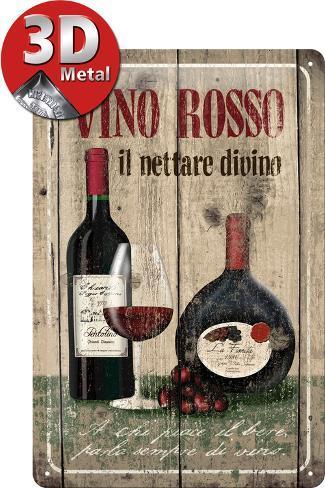 Vino Rosso Peltikyltti