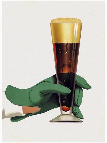 Beer 1 Giclée-vedos