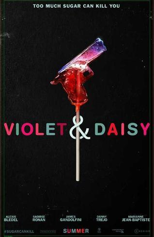 Violet & Daisy Movie Poster Pôster