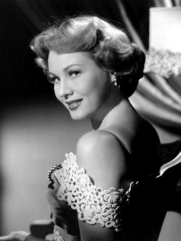 Virginia Mayo, Early 1950s Photo