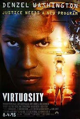 Virtuosity Original Poster