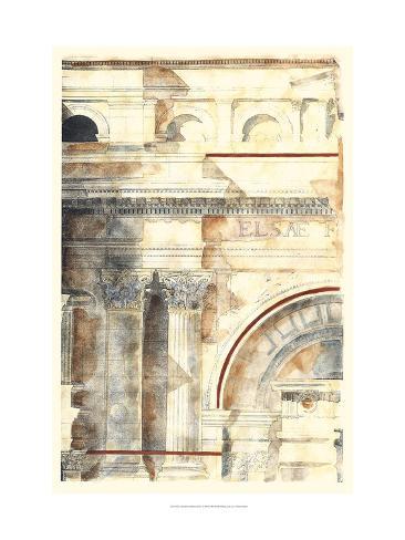 Classical Architecture I Art Print
