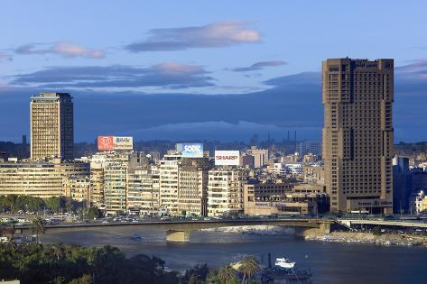 City of Cairo Photographic Print