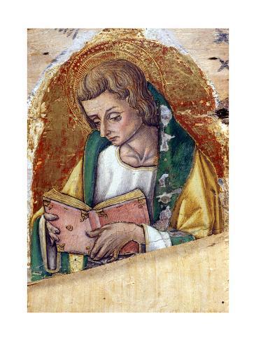 John the Evangelist, C.1500 Giclee Print