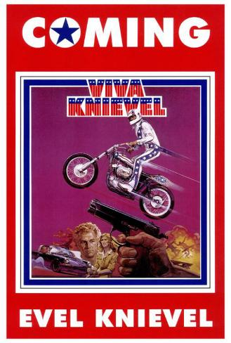 Viva Knievel Poster