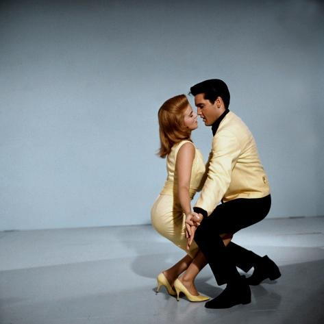 Viva Las Vegas, Ann-Margret, Elvis Presley, Directed by George Sidney, 1964 Photo