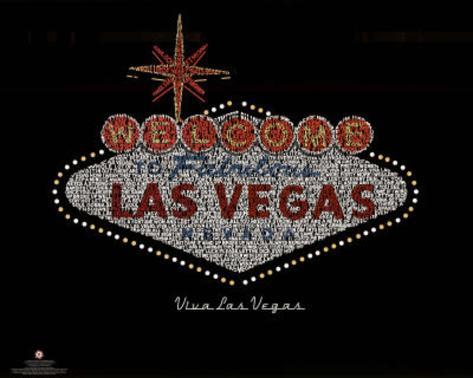 Viva Las Vegas (Lyrics) Poster
