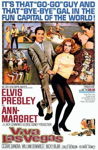 Viva Las Vegas Masterprint