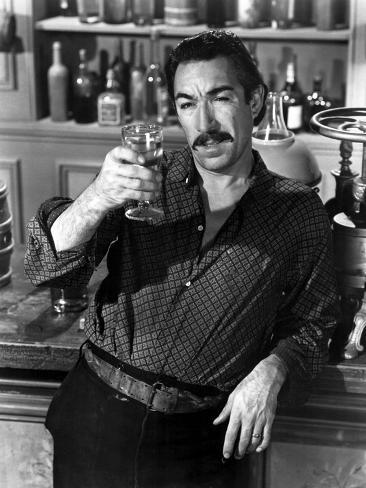 Viva Zapata!, Anthony Quinn, 1952 Photo