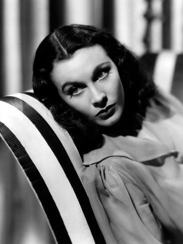 Vivien Leigh, 1940 Photo