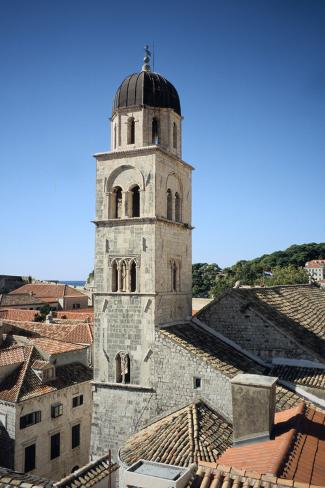 Vivienne sharp tower of the franciscan monastery - The house in the old franciscan tower ...