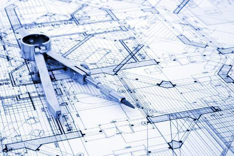 Architecture blueprint and tools lmina fotogrfica por vladimir architecture blueprint and tools lmina fotogrfica malvernweather Image collections