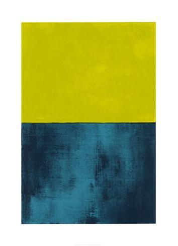 Monochrome Yellow, c.2005 Serigraph