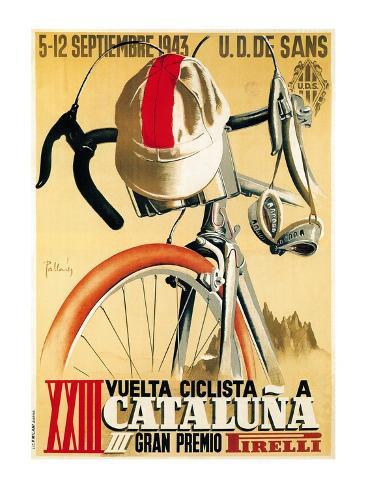 Volta Ciclista a Catalunya, 1943 Taidevedos