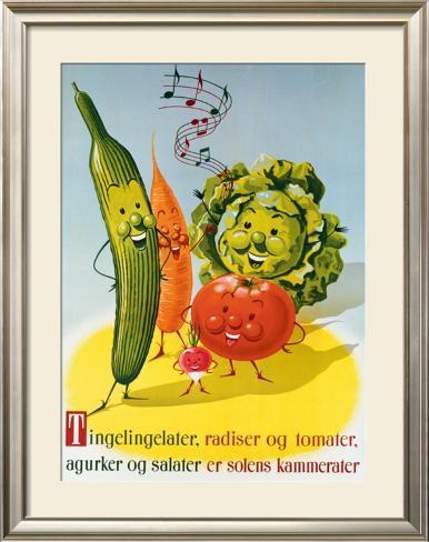 Tingelinglater Framed Giclee Print