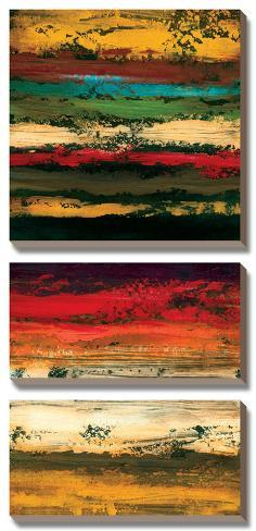 Nightlite I Canvas Art Set