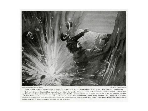 WWI Giclee Print