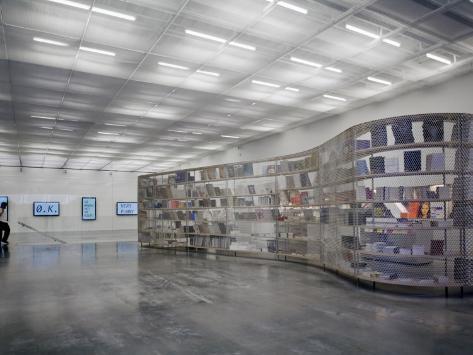 The New Museum Of Contemporary Art, New York City Interior Architect: Sanaa  Ltd