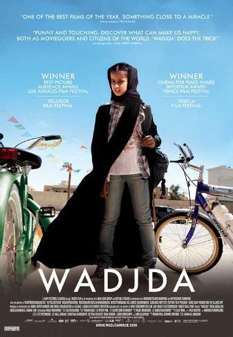 Wadjda Movie Poster Poster