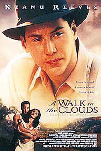 Walk In The Clouds Original Poster