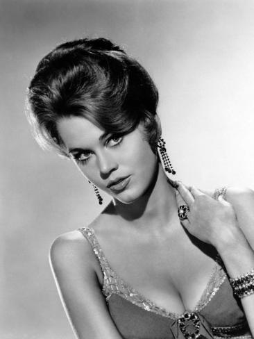 Walk on the Wild Side, Jane Fonda, 1962 Photo