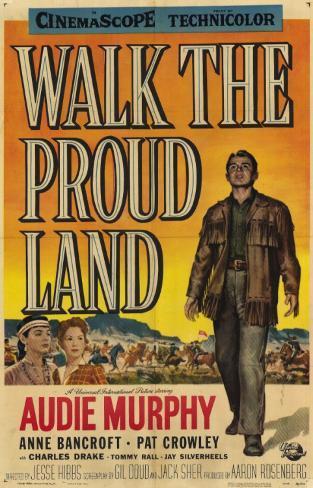 Walk the Proud Land Masterprint