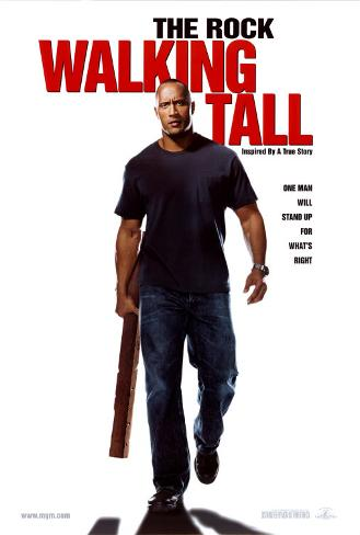 Walking Tall  (Advanced Release) Double-sided poster