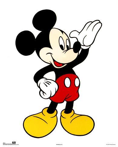 Walt Disney Mickey Mouse Classic Posters AllPosterscouk