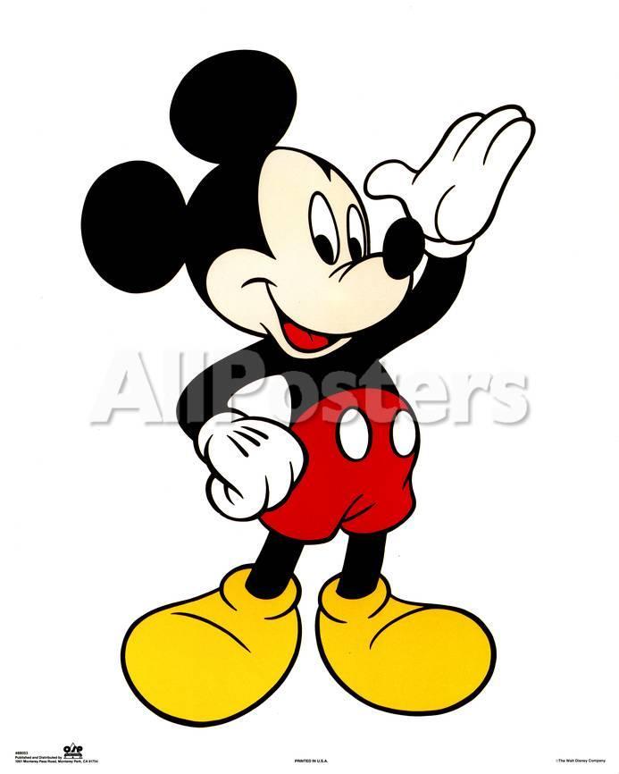 Walt Disney Mickey Mouse Classic Láminas en AllPosters.es