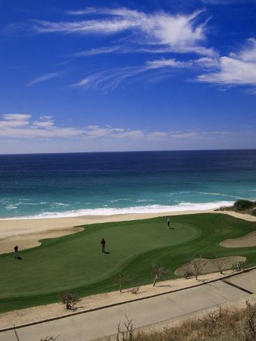 El Dorado Golf Course, Cabo San Lucas, Mexico Photographic Print