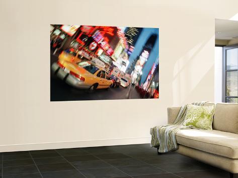 Times Square, New York City, USA Giant Art Print
