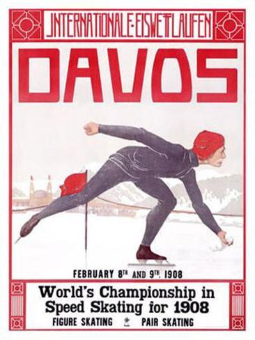 Davos Giclee Print