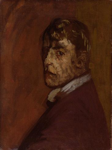Self Portrait, 1896 Stampa giclée