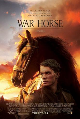 War Horse Double-sided poster