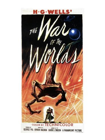 War of the Worlds, 1953 Photo