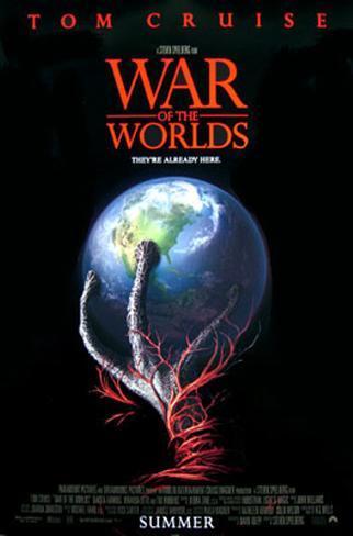 War Of The Worlds Original Poster