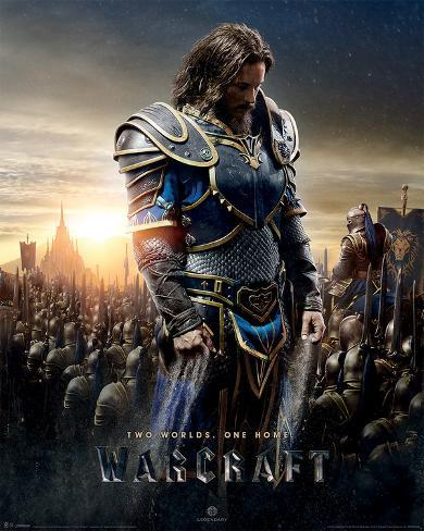 Warcraft- Lothar Mini Poster