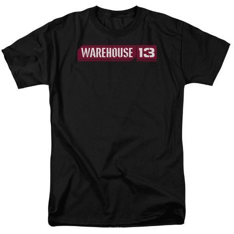 Warehouse 13-Logo T-Shirt
