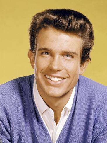 Warren Beatty in the Early 1960s Photo