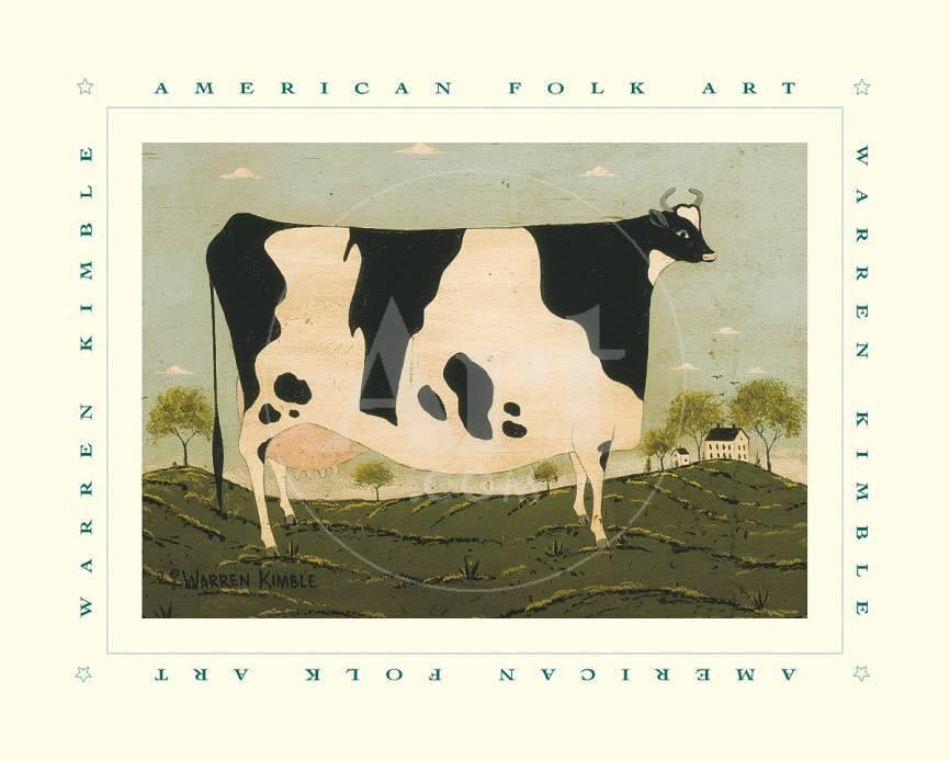 american cow prints by warren kimble at allposters.com