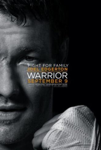 Warrior (Tom Hardy, Joel Edgerton) Movie Poster Double-sided poster